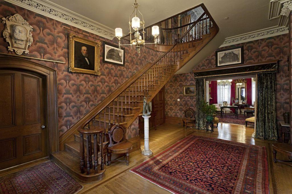spadina museum kimberley morris interior design