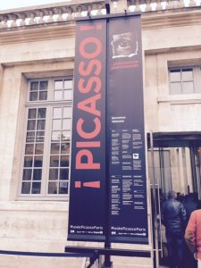Picasso Exhibit